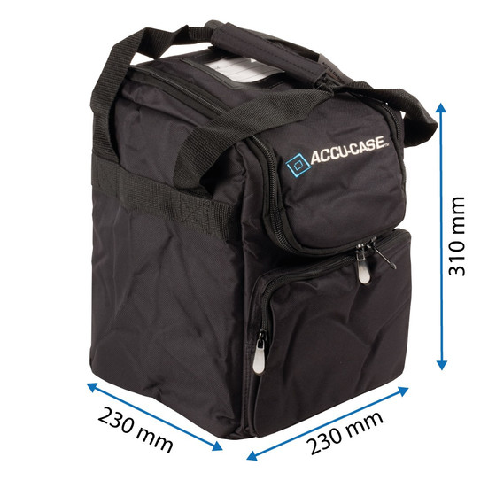 ACCU (Arriba) Cases ASC-AC-115 Transporttasche 230x230x310mm