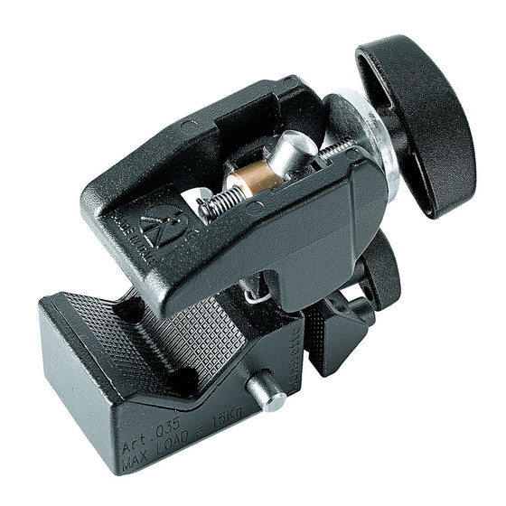 Manfrotto 635 Quick-Action Super Clamp