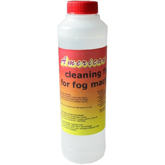 American DJ Cleaning fluid 250mL