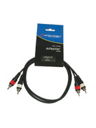 Accu Cable AC-R/1 - RCA cable 1m (cinch)