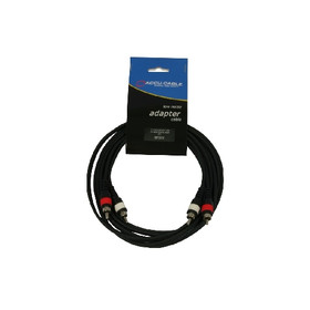 Accu Cable AC-R/3 - RCA cable 3m (cinch)