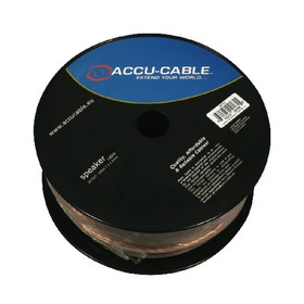 Accu Cable AC-SC2-1,5/100R - Speaker cable 2x1,5mm, 100m