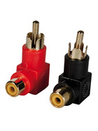 Accu Cable AC-A-RMF-90 - RCA 90° Adapter Set