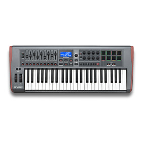 Novation Impulse 49 - 49 Tasten MIDI-Controller, Automap