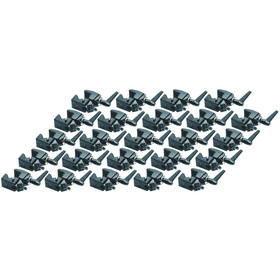 !!!Bundle!!! 24 x Manfrotto Super Clamp 035 schwarz