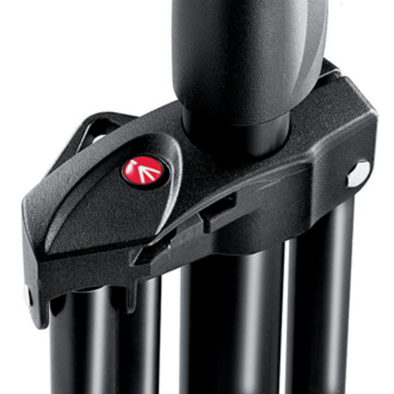 Manfrotto 1052BAC Stative Compact AC schwarz