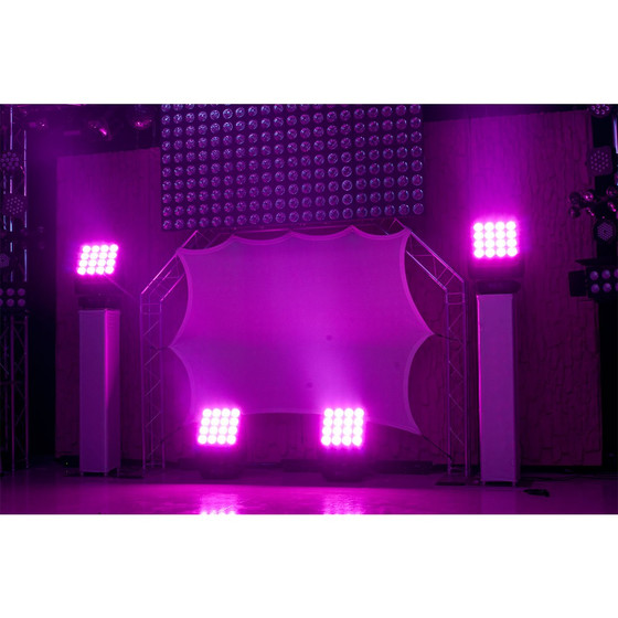 American DJ Illusion Dotz 4.4 Matrix Movinghead 16x30Watt COB LED
