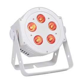American DJ 5P HEX Pearl 5x10 Watt HEX LED RGBAW+UV