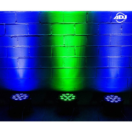 American DJ Mega 64 Profile Plus 12x4 Watt (RGB+UV, 4-in-1)