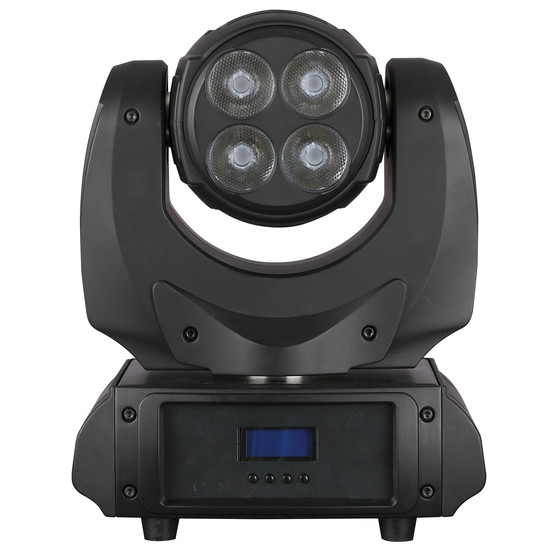 Showtec Beacon 360 beidseitiger Movinghead 8x RGBW 10Watt Leds endlos Pan + Tilt