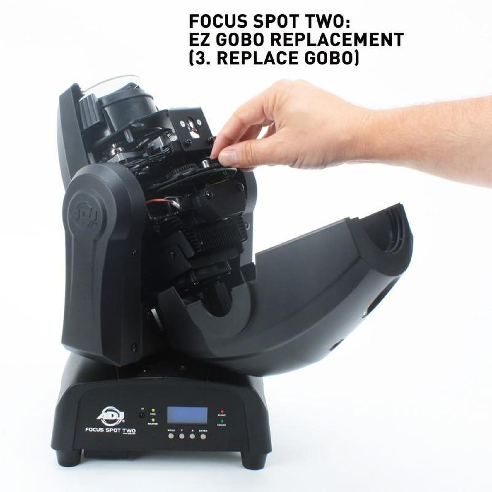 adj focus spot two manual