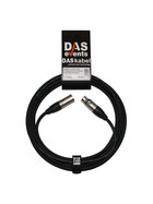 DASkabel - Sommer Cable SC-Stage 22 Profi XLR Mikrofon Audio Kabel 6m (Neutrik)