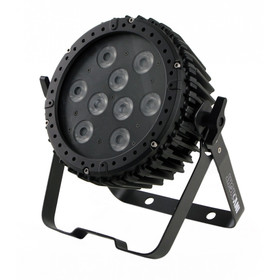 Involight LEDPAR95W 9x10W RGBWA 5in1 LEDs, 28°,IP65