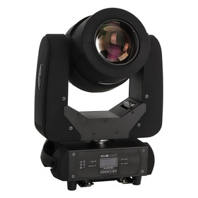 Involight ProFX60 Moving Head 60W LED, Flower Effekt, Beam, Zoom, Prisma, Frost Filter, Pan Tilt endlos