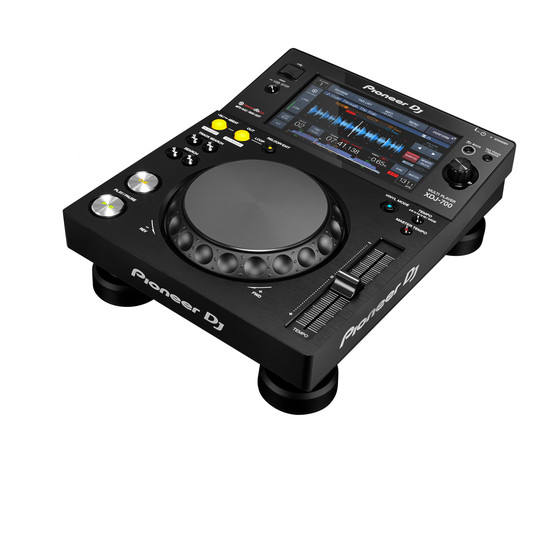 Pioneer XDJ-700 rekordbox-kompatibler, kompakter Digitalplayer
