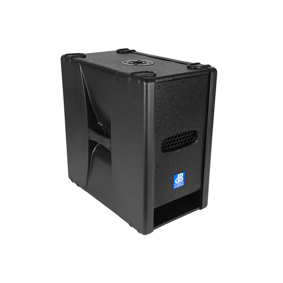dB Technologies SUB 28 D 2x8 Aktiver Subwoofer, 600W DSP digipack
